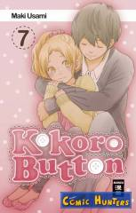Thumbnail comic cover Kokoro Button 7