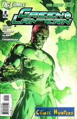 Sinestro Part 2 (Variant Cover-Edition)