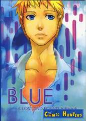 Blue: A Lost and Found Artbook