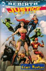 Justice League (Variant Cover-Edition A)