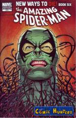 "The Amazing Spider-Man (Villain ""Kevin Maguire"" Variant)"