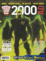 2000 AD (Free Comic Book Day 2012)