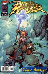 Battle Chasers (Cover D - Knolan)