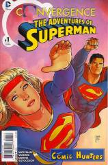 Convergence Adventures of Superman