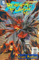 Reverse Flash (2D Variant Cover-Edition)