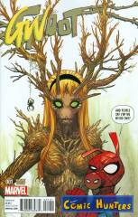 Groot (Gwoot Variant Cover-Edition)
