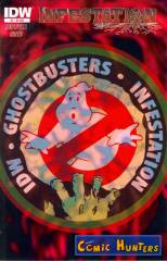 Ghostbusters: Infestation (Part 2)(Retailer Incentive Cover)