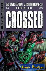 Crossed Badlands (Auxiliary Variant Cover-Edition)