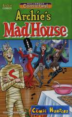 Archie's Madhouse (Halloween Comicfest 2016)