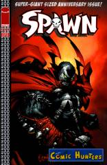 Spawn (Greg Capullo Variant Cover-Edition)