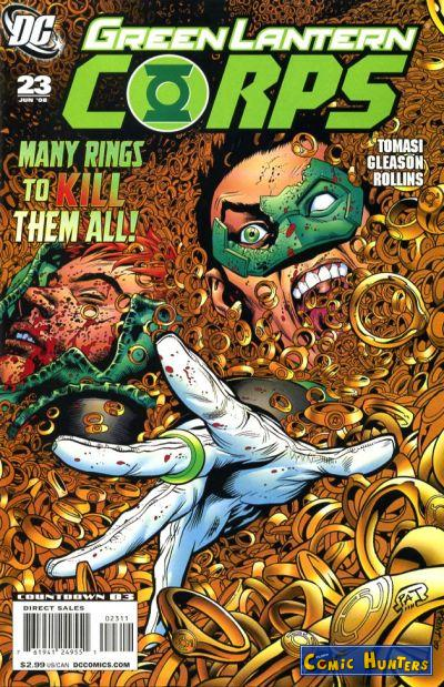 comic cover Ring Quest, Part Two 23