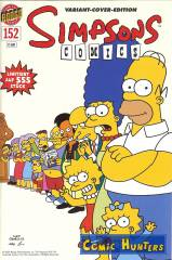 Simpsons Comics (Variant Cover-Edition)