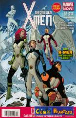 Thumbnail comic cover Die Neuen X-Men 12