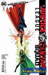 Justice League vs. Suicide Squad, Chapter Two (Variant Cover-Edition A)