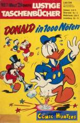 Thumbnail comic cover Donald in 1000 Nöten 7