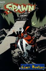 "Spawn (""Mike Mignola"" Variant Cover-Edition)"