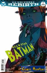 All Star Batman (Lotay Limited Variant Cover-Edition)