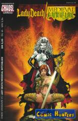 Lady Death / Medieval Witchblade (Edition B)