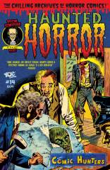 Thumbnail comic cover Haunted Horror 14