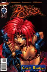 Battle Chasers (Red Monika Variant Cover-Edition)