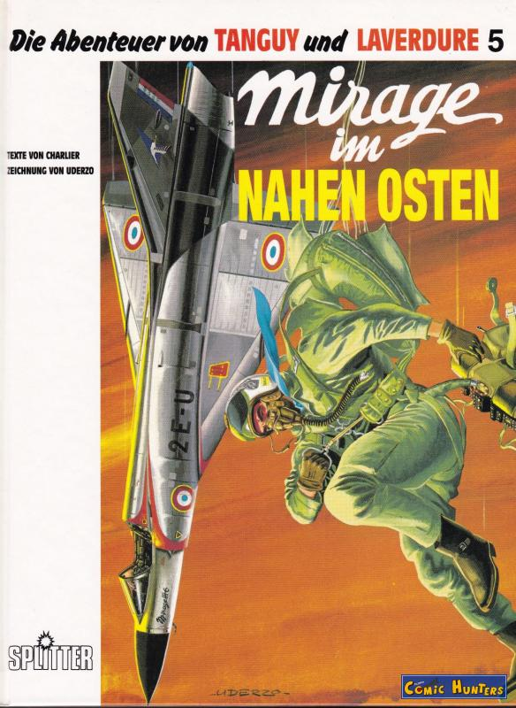 comic cover Mirage im Nahen Osten 5
