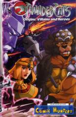 Thundercats Origins: Villains and Heroes