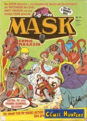 MASK Action-Comic-Magazin