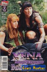 Xena - Warrior Princess: The Dragon's Teeth (Photo Variant Cover-Edition)
