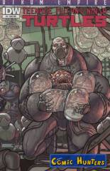 Teenage Mutant Ninja Turtles: Utrom Empire (Subscription Variant Cover-Edition)