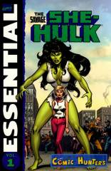 Essential the savage She-Hulk