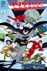 Justice League of America (75 Jahre Batman Variant Cover-Edition)