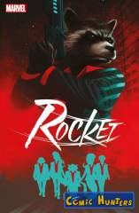 Rocket: Der Coup (Variant Cover-Edtion)