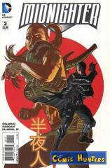 Thumbnail comic cover Midnighter 2