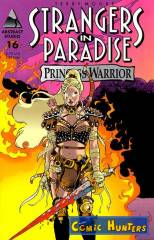 Princess Warrior (Callisto-Variant-Cover)