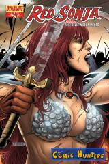 Red Sonja (Neves Cover)