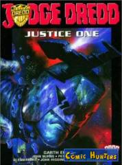 Judge Dredd Justice One