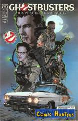 Ghostbusters: Displaced Aggression (Cover B Variant Cover-Edition)