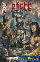 Cyber Force (Cover A Variant Cover-Edition)