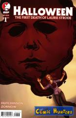 Halloween: The First Death of Laurie Strode (Variant Cover C)
