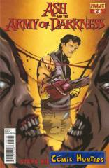 Ash and the Army Of Darkness (Subectiption Variant Cover-Edition)