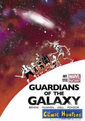 Guardians of the Galaxy (www.detroitcomicbookstores.com Variant)