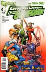 New Guardians Part 1 (Second Printing Variant Cover-Edition)