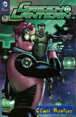 Green Lantern (Variant Cover-Edition)