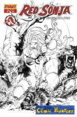 Red Sonja (Segovia Cover I.)