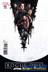 Star Wars: Rogue One Adaptation (Movie Variant Cover-Edition)