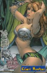 Witchblade: Bearers of the Blade (Pinup - Variant Cover-Edition (Publisher Proof))