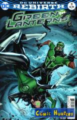 The Phantom Lantern: Part Two (Variant Cover-Edition)