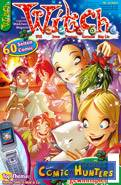 Thumbnail comic cover W.I.T.C.H. 12