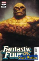 Fantastic Four (Artgerm Variant Cover-Edition)