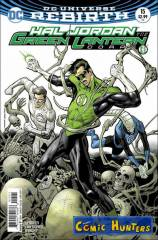 Quest for Hope, Part 2: Each Lantern Alone (Variant Cover-Edition)